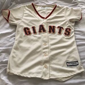 Majestic Other - MLB SF Giants Jersey